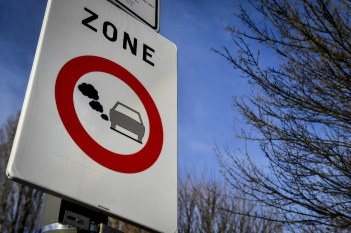 Antwerp low emission zone: 125 euro fine from today on