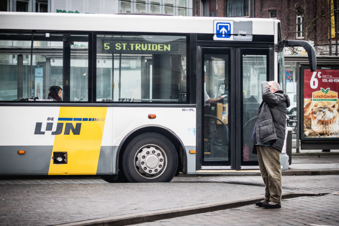 'Corona weighs for €35 million on De Lijn's budget'