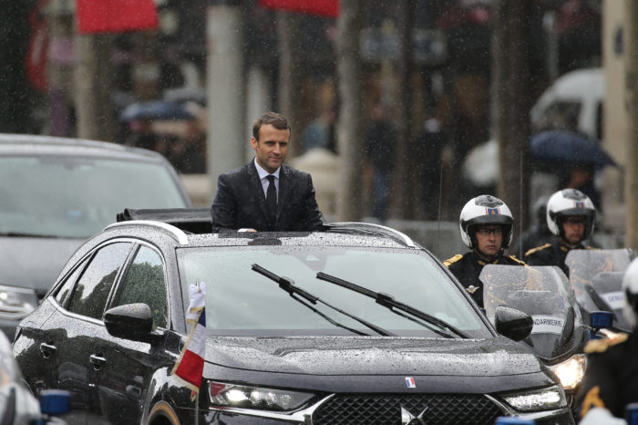 New French president bound to French car industry