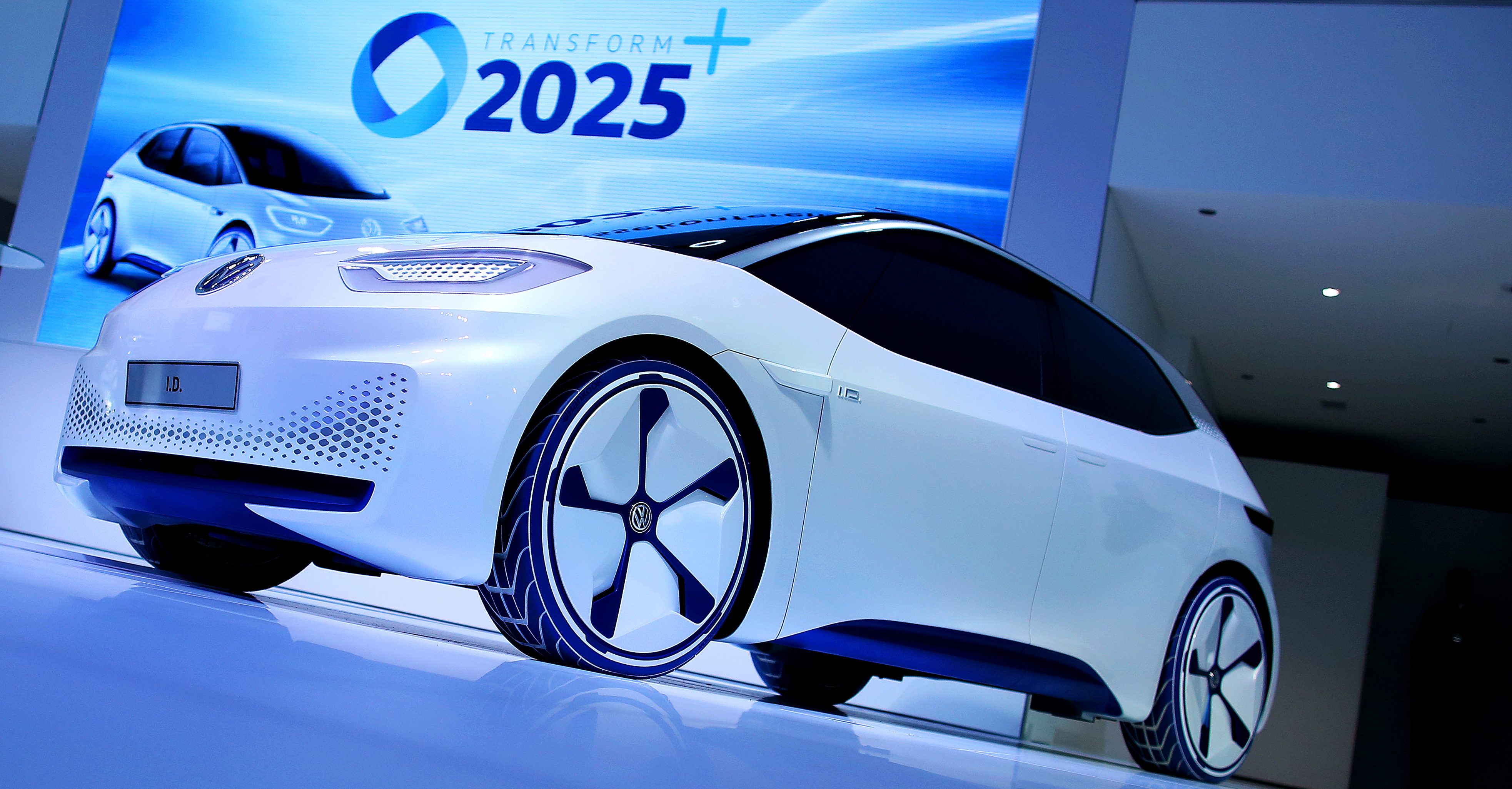 By 2025 Electric Cars Will Be Cheaper Than Petrol Cars