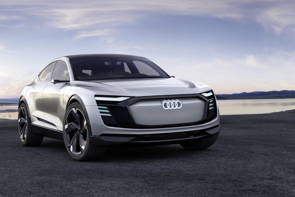 Build An Audi >> Audi Brussels To Build Second E Tron Model From 2019 On