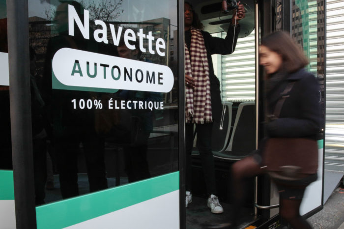 France invests in autonomous mobility development