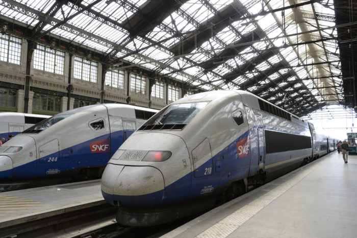 Brussels-Milan high-speed train in 2020?