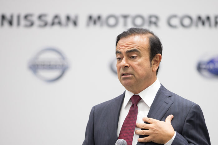 Nissan boosts Carlos Ghosn's salary