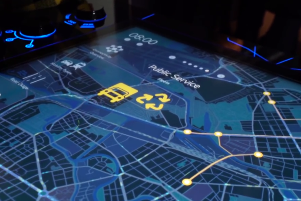 New investor for Here's digital mapping - newmobility.news on