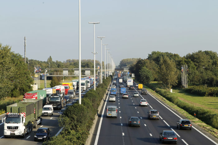 Antwerp highways part of European self-driving experiment