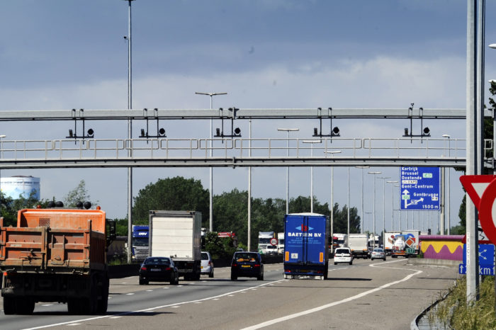 Flanders installs 20 new average speed radars