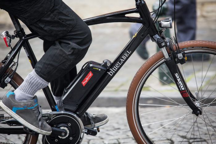 Pon to lease corporate bicycles