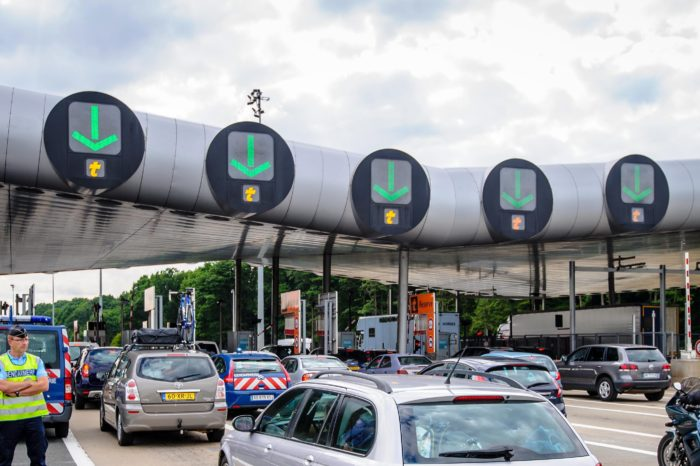 French 'péage' highway system under scrutiny