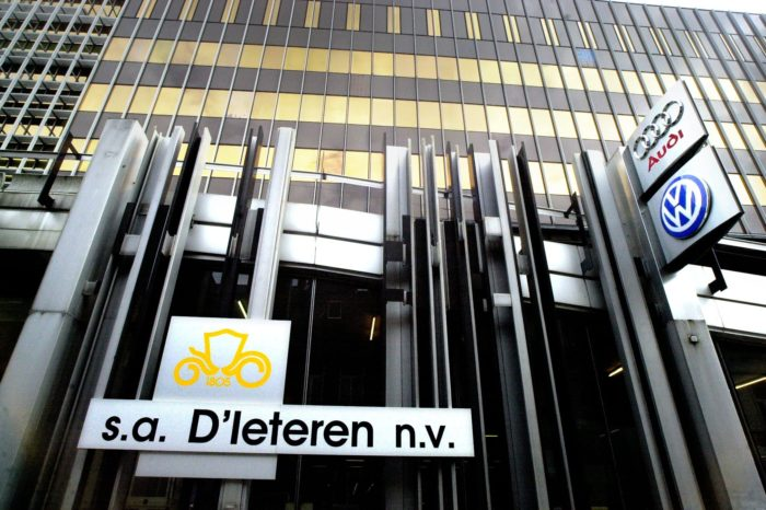 Surprise take-over strengthens D'Ieteren's position in Antwerp