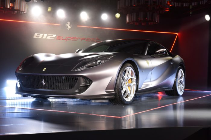 Belgian sales Aston Martin and Ferrari 'going through the roof'