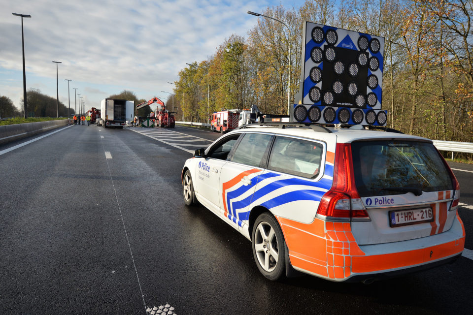 Belgian Traffic Police Too Understaffed To Do Their Job