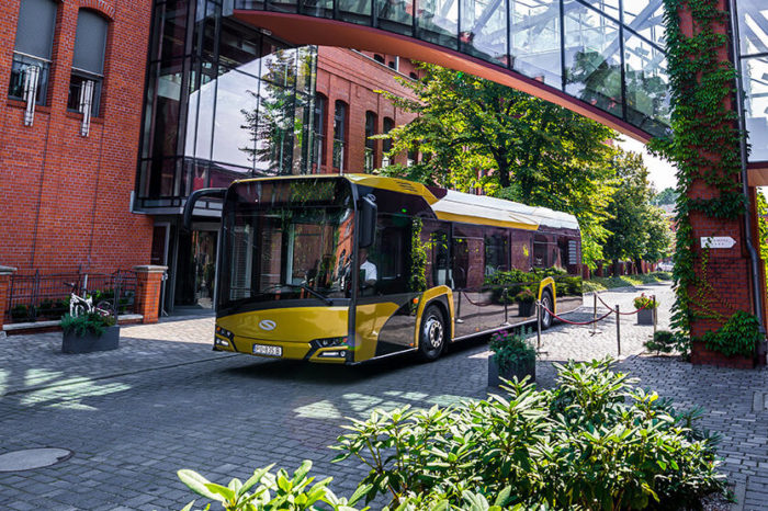 TEC gets new 5 star hybrid buses