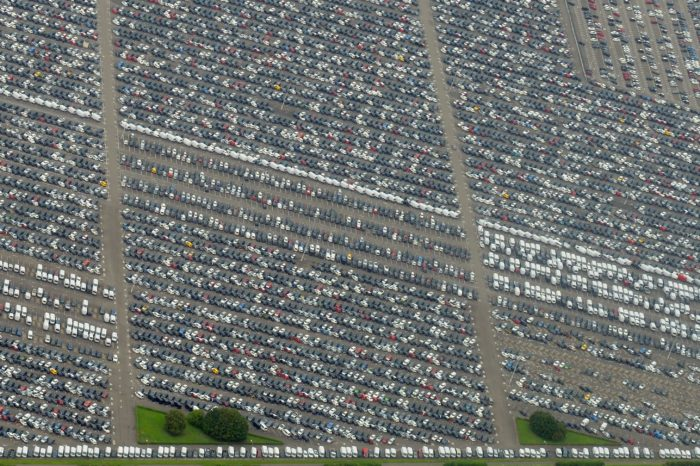 PwC: '80 million cars less in Europe by 2030'