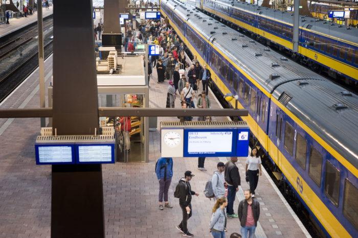 Dutch railways have to double capacity