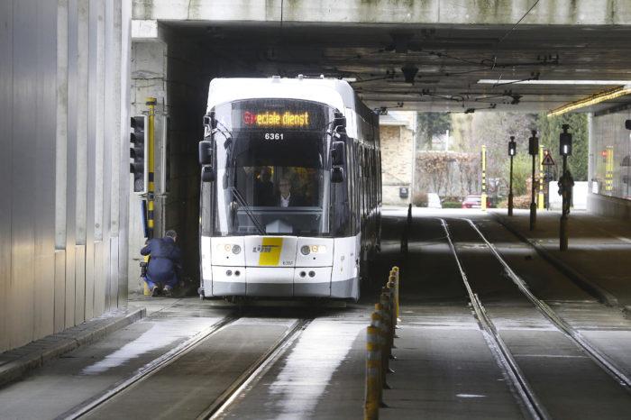 Antwerp: 1.600 more passengers with new Albatros trams