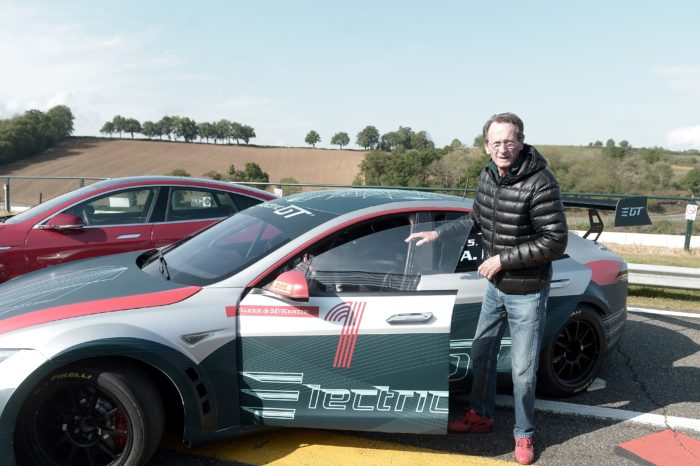 Zolder circuit loses 'Electric GT-race'