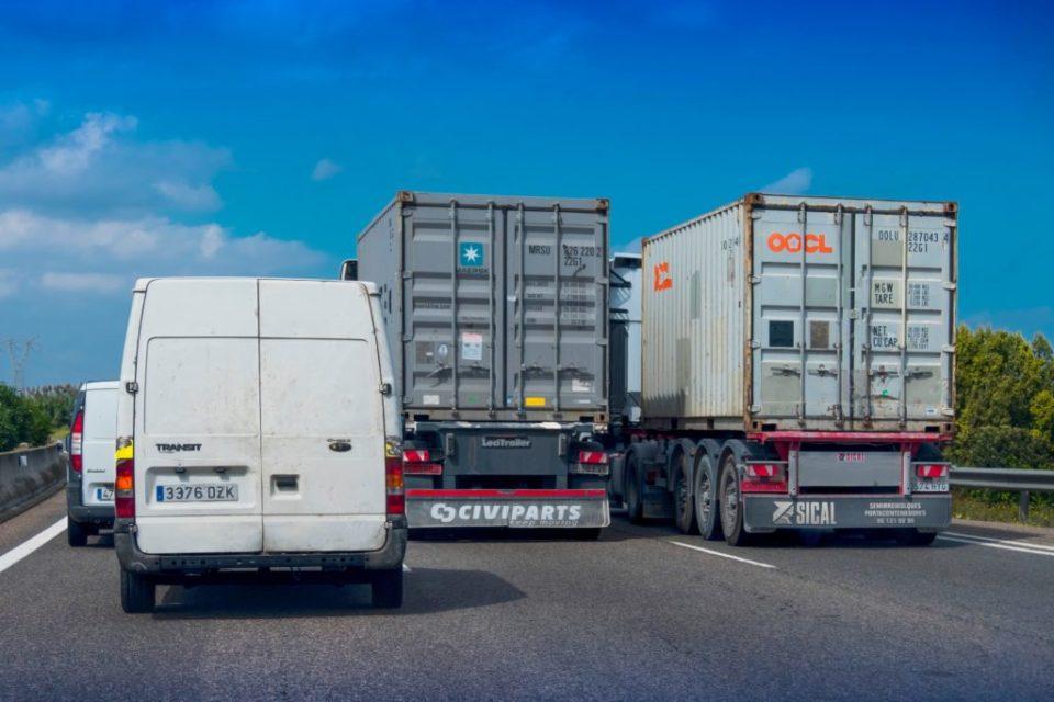Explosion of van sales in Belgium due to online shopping ...