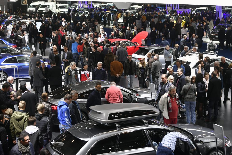Brussels Motor Show Opens Up For New Mobility Newmobilitynews - Major car shows