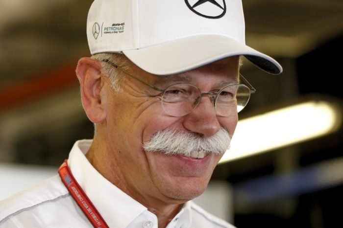 Zetsche to leave Daimler for TUI in 2018