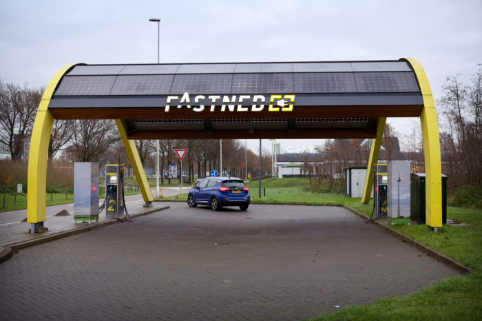 'War on EV charging stations' in Netherlands