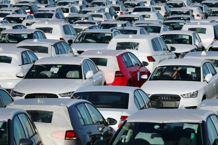 European car sales down, slight diesel revival in Belgium