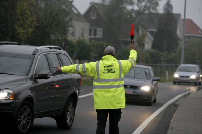 No more escaping from Belgian road tax