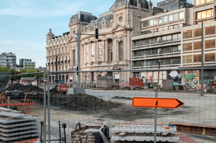 One year delay for Antwerp 'opera' road works