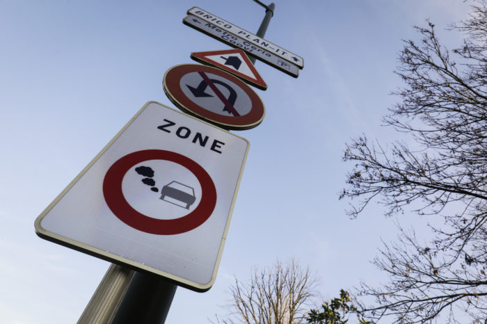 'Low-emission zones under fire, but they are effective for soot'