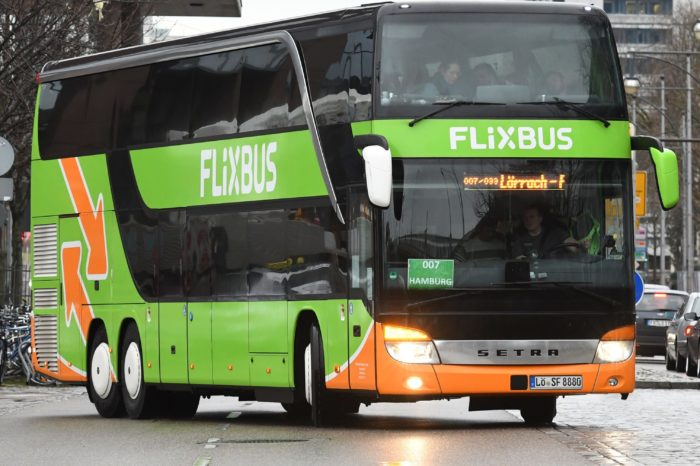 After FlixBus now also FlixTrain in Germany