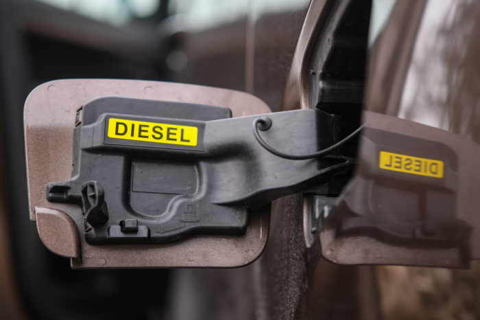 Belgium: less than 40% of new cars are diesels in 2018