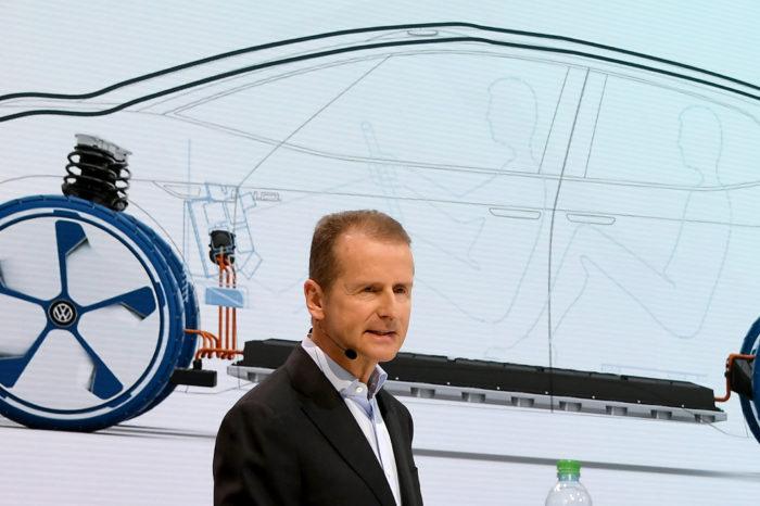 Diesel or electric: VW chooses both