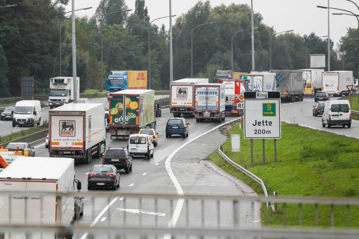 Jette wants to block widening of Brussels' Ring to 14 lanes