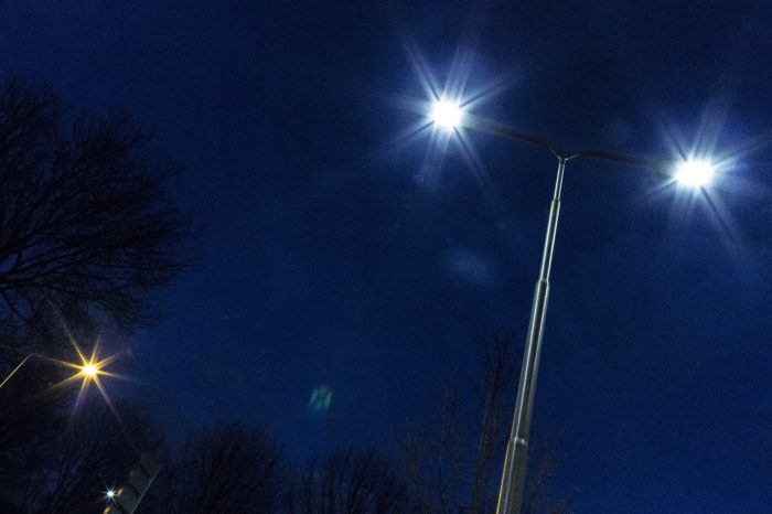 Smart LED city lights could save 680 million euro