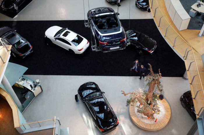 Swedish buy further into Belgian Mercedes dealer network