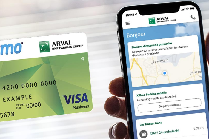 Arval to join leasing company pioneers with mobility cards