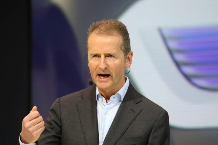 Diess: 'VW definitely needs to speed up transformation'