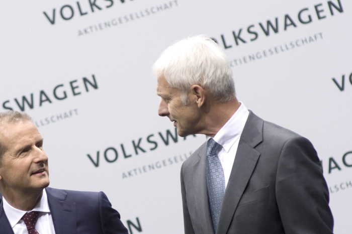 Mathias Müller to step down as CEO Volkswagen Group