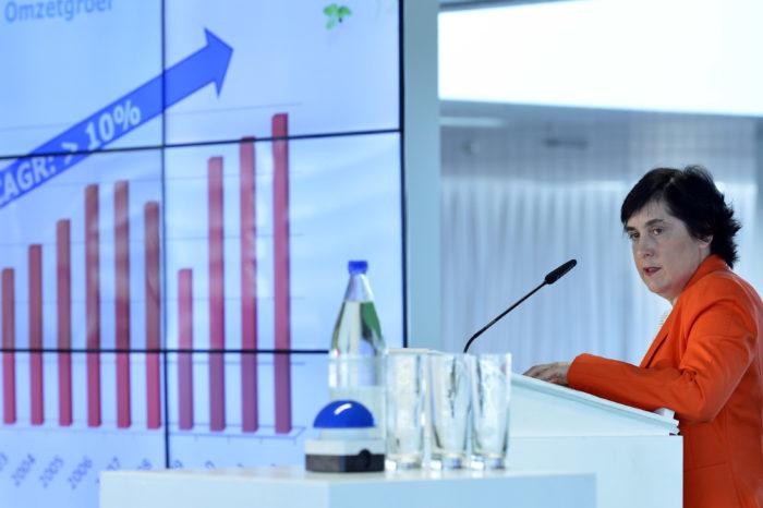World's best female entrepreneur is Belgian