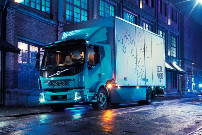 Volvo Trucks launches its first full electric truck
