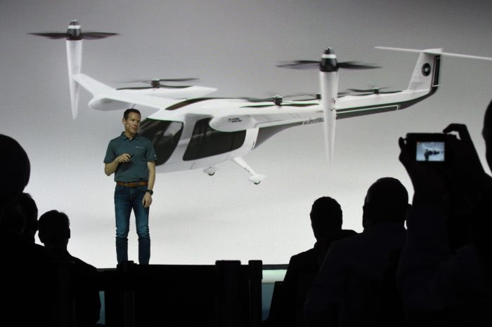 Uber: 'flying taxi technically ready for lift-off in 2020'