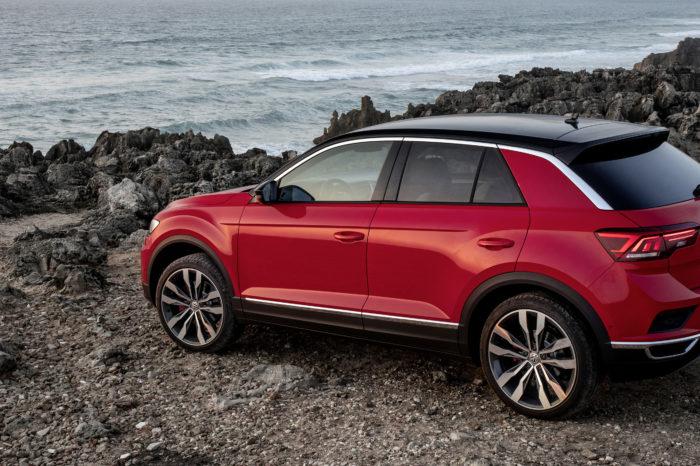 Belgian car buyers also prefer SUVs