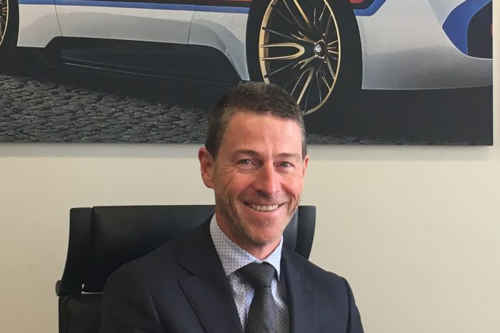 New CEO for BMW Group Belux is Eddy Haesendonck