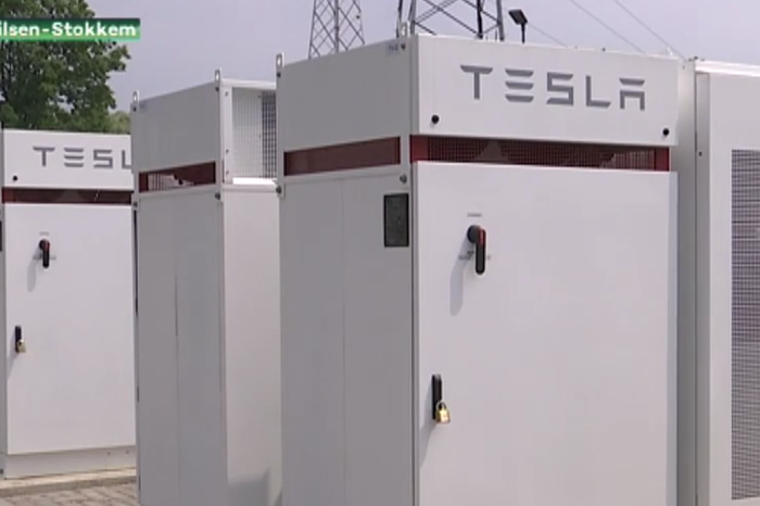 140 Tesla batteries to stabilize national power grid in Limburg