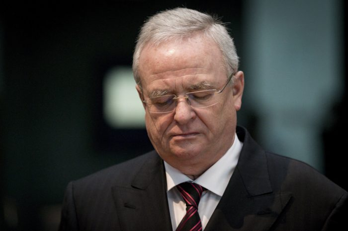 Ex-VW boss Winterkorn indicted by US judicial authorities