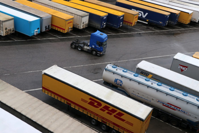 Transport union regrets EU not going further in truck CO2 reduction