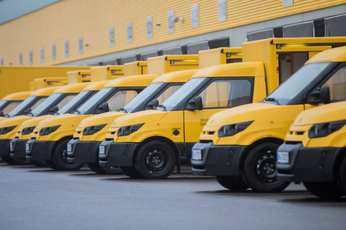 DHL doubles production of own electric delivery vans
