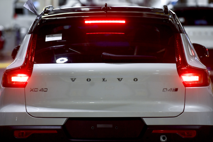Volvo already sold 80.000 XC40s to be built in Ghent