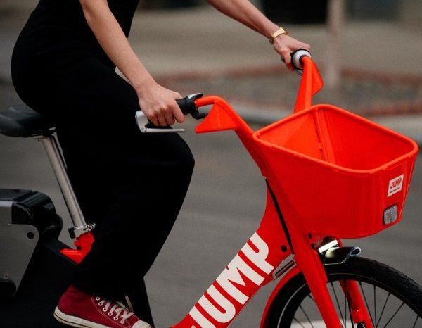 Uber starts electric bike-sharing service 'Jump' in Europe