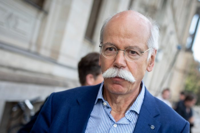 Daimler has to recall 3/4th of a million cars in the wake of dieselgate